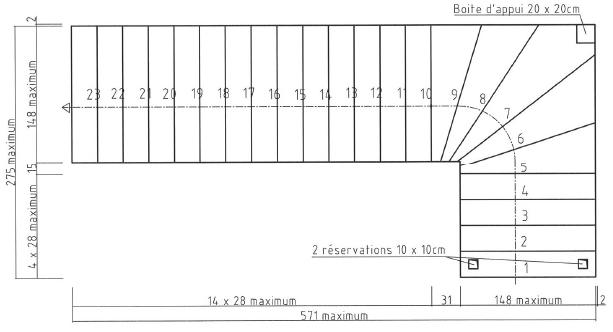 Plan E 28-1 droit.