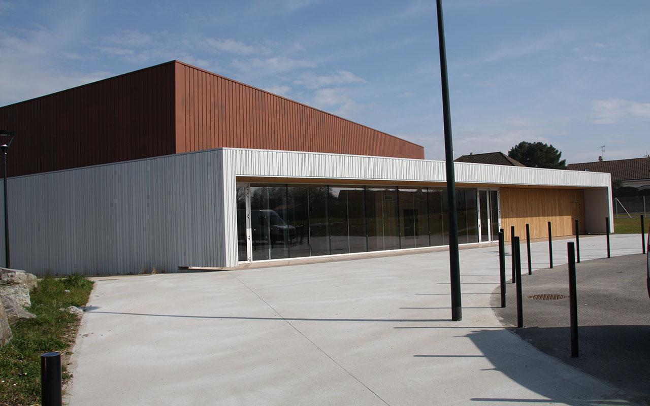 Gymnase Saint Sebastien