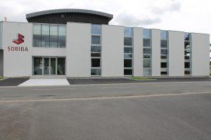 Nouveaux bureaux SORIBA