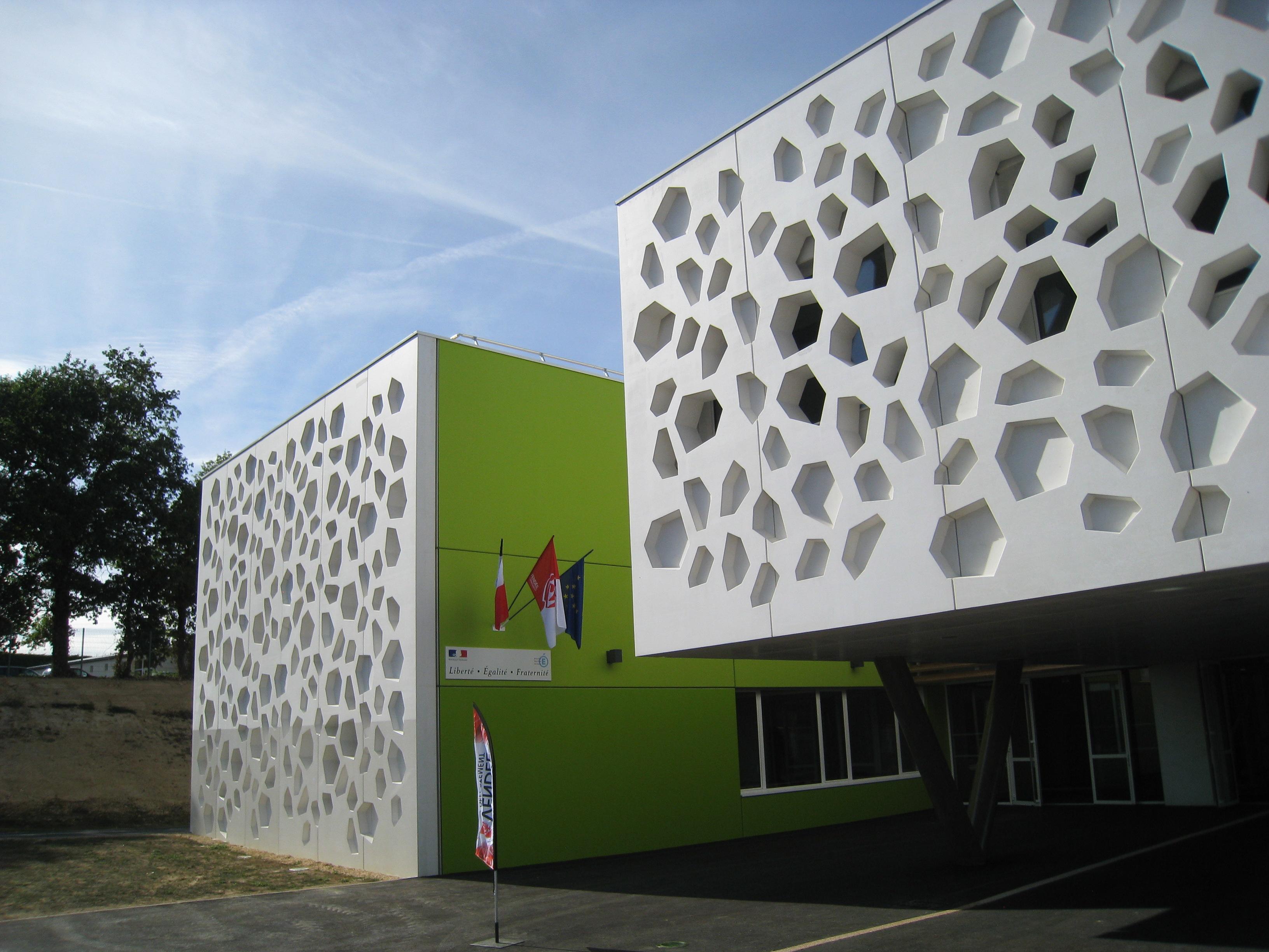 Collège Jacques Laurent